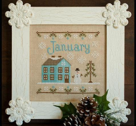 January cottage