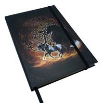 "Celtic Spirit Paint Horse Bridgid Ashwood 8.25"" Paperback Journal Ajenda... - $19.79"