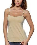 Alessandra B Underwire Bra Classic Camisole (42DD, Nude) - $24.99