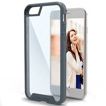Encased Scratch Proof Clear Back Case for iPhone 6 PLUS / 6S PLUS - Pale... - $9.99