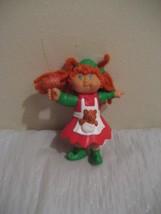 cabbage patch elf orange figurine 3.5 inches tall 1994 - $7.00