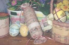 Easter Egg Roll needleroll kit cross stitch Shepherd's Bush - $12.00