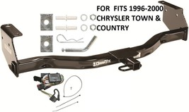 Trailer Hitch W/ Wiring Kit Fits 1996-2000 Chrysler Town & Country DRAW-TITE New - $178.06