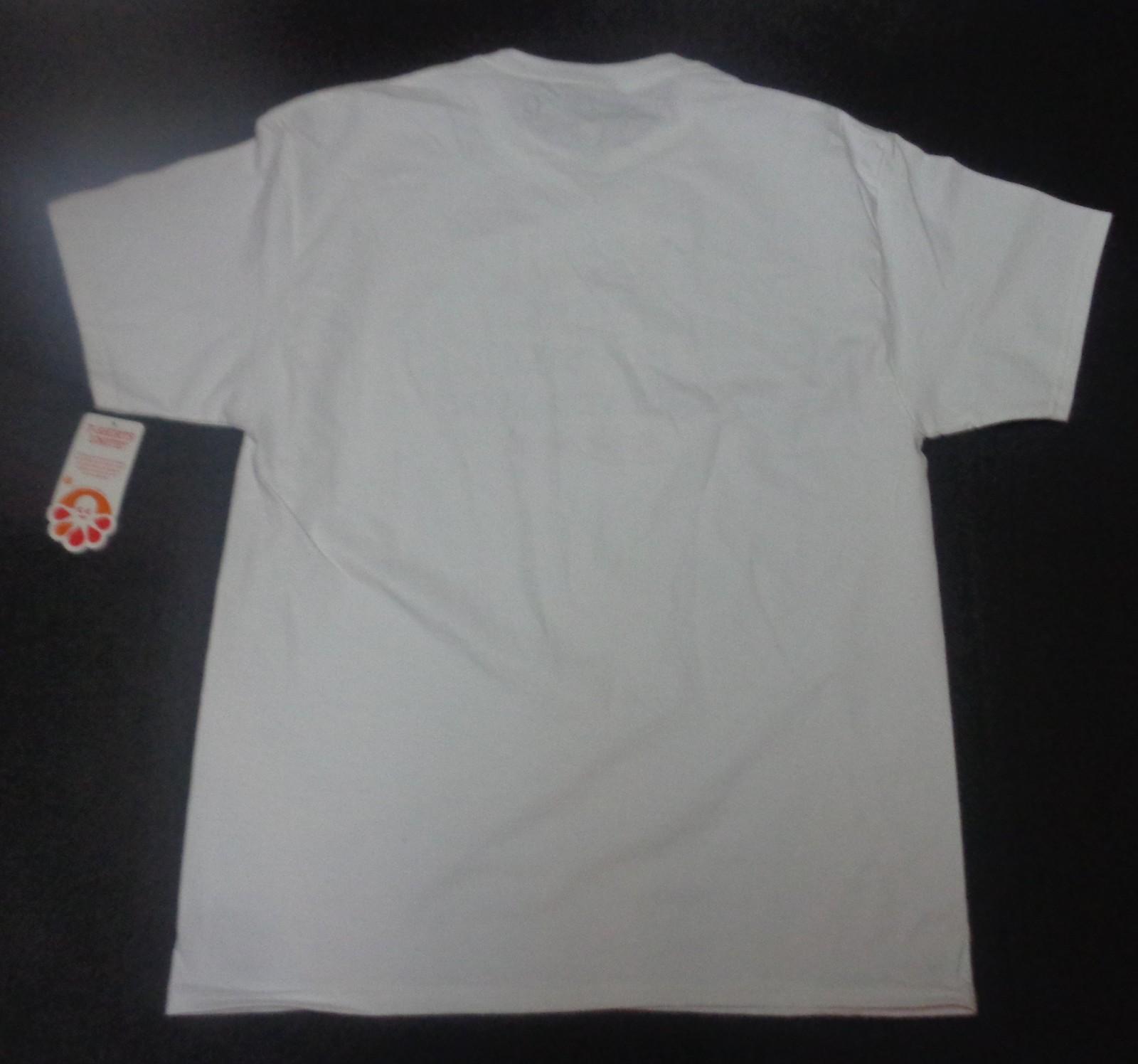 MAKE HOUSTON GREAT AGAIN T-Shirt NWT SZ Large Hanes