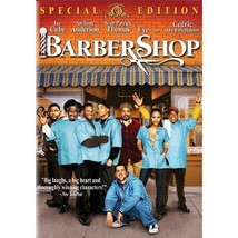 Barbershop DVD Special Edition Behind Scenes Music Video Bloopers And Mu... - $4.95