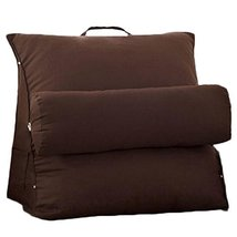 George Jimmy Comfortable Back Cushion Floor Cushion Soft Office Home Pillow -A21 - $72.77