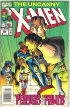 The Uncanny X-Men Comic Book #299 Marvel Comics 1993 VERY FINE/NEAR MINT... - $3.50