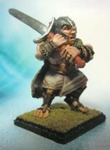 Dungeons & Dragons Miniature Barbarian Warrior !! s89 - $24.00