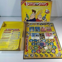 Battle of the Sexes Board Game 2nd Edition by Imagination 2006 - $12.95