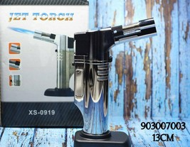 Butane Gas Micro Jet Blower Torch Welding Soldering Brazing Refillable XS-0919 - $17.59