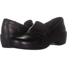 Clarks May Marigold Slip On Loafer Flats 624, Black, 9 US / 40 EU - $35.51
