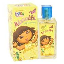 Dora Adorable Eau De Toilette Spray By Marmol & Son - $35.00