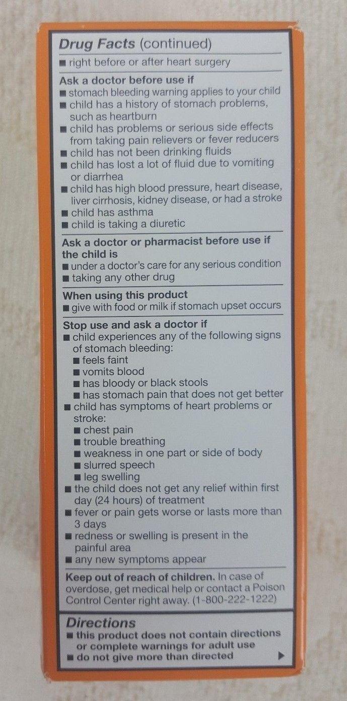 Cvs Health Children's Ibuprofen 100 Mg and 31 similar items