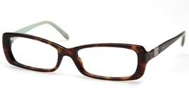 Tiffany & Co. Tf 2070-B 8015 Havana On Blue Eyeglasses Frame 53-16-135 B28 Italy - $84.14