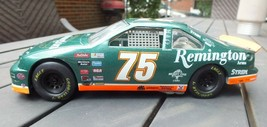 Rick Mast #75 1995 Remington NASCAR Ford Thunderbird 1/24 Diecast Race Car - $19.88