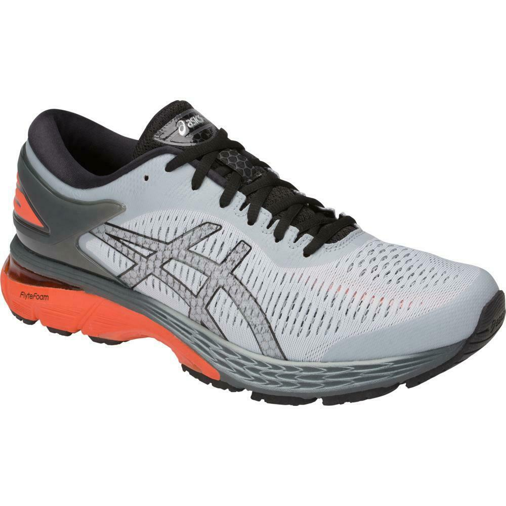 ASICS GEL-KAYANO 25 Men's Running Shoes Walking Sneakers Gray NWT 1011A019.022 image 3