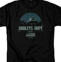 Aliens t-shirt Hadleys Hope LV-426 retro 80s Sci-Fi film graphic tee TCF672 image 3