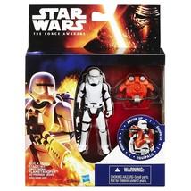 Disney Star Wars Episode VII 3.75'' Space Mission Mission Armor Flametro... - $11.99