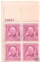 1948 3cent #960 Plate Block of 4 unused - $1.76