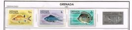 35 Grenada Grenadines 1980 - 1992 stamps - $2.93