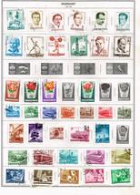 135 Hungary 1961 - 1965 stamps - $9.79