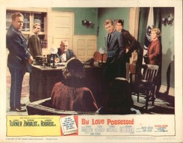 By Love Possessed 11x14 Lobby Card #7 - $7.83