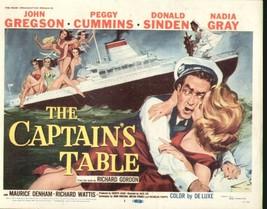 Captain's Table, The 11x14 Lobby Card #1 (title card) - $7.83