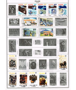 150+ Poland 1979 -1996  stamps - $9.79