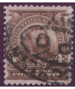 1903 #303 perf 12 dbl line USPS wmk used - $0.98