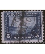 1913 #403 Panama-Pacific Expo perf 10 used - $7.83