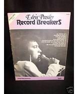 Elvis Presleys Record Breakers #1 & 2 music  - MRA0150 - $8.81
