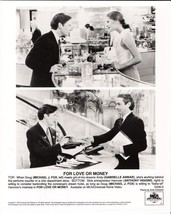 For Love or Money 8x10 Black & white movie photo #5 (1993) - $7.83
