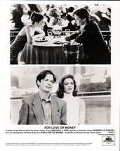 For Love or Money 8x10 Black & white movie photo #3 (1993) - $7.83