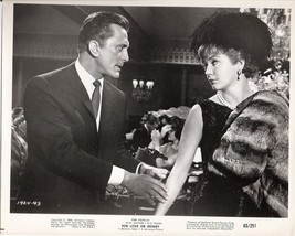 For Love or Money 8x10 Black & white movie photo #93 - $7.83