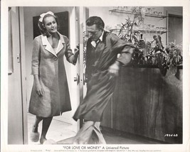 For Love or Money 8x10 Black & white movie photo #63 - $7.83