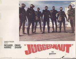 Juggernaut 11x14 Lobby Card #2 - $7.83