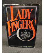 Lady Fingers by Suzanne White hardcover 1976 - $3.91