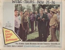 Long, Hot Summer, The 11x14 Lobby Card #8 - $7.83