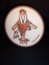 """7"""" Norman Rockwell 1979 Leapfrog plate - $7.83"""