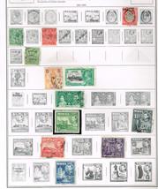 72 Malta 1900-1991  stamps - $6.85