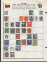 98 Venezuela 1900-1978 stamps - $9.79