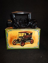 "AVon Touring ""T"" car cologne bottle w/box - $10.77"