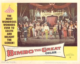 Bimbo the Great 11x14 Lobby Card #4 - $7.83