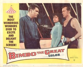 Bimbo the Great 11x14 Lobby Card #6 - $7.83