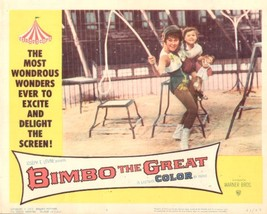Bimbo the Great 11x14 Lobby Card #5 - $7.83