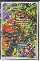 Bladesmen Undersea #1 (NM) w/trading card - $1.96