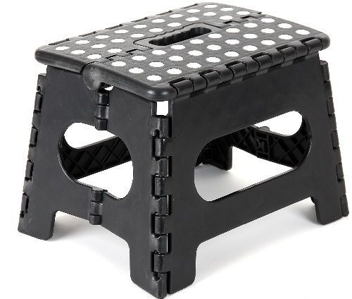 Step Folding Stool Chair for Kids & Adult Home Kitchen Outdoor EZ fold Sturdy