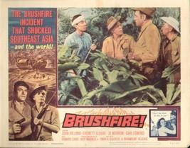Brushfire 11x14 Lobby Card #5 - $7.83