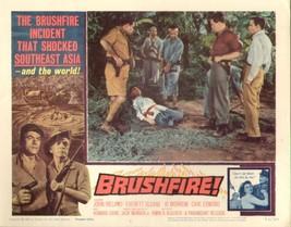 Brushfire 11x14 Lobby Card #3 - $7.83