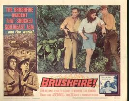 Brushfire 11x14 Lobby Card #6 - $7.83